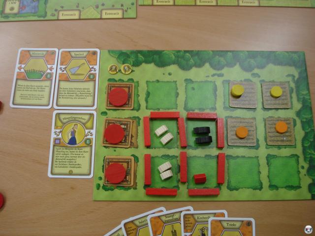 Agricola feierte 2007 als Brettspiel seine Premiere...