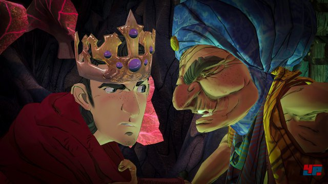 Screenshot - King's Quest: Stein oder nicht Stein (360) 92517183