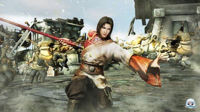 Screenshot - Dynasty Warriors 8 (PlayStation3) 92434112