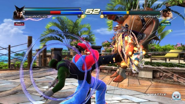 Screenshot - Tekken Tag Tournament 2 (Wii_U) 92400507