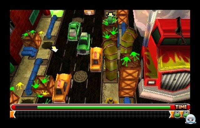 Screenshot - Frogger 3D (3DS) 2268957