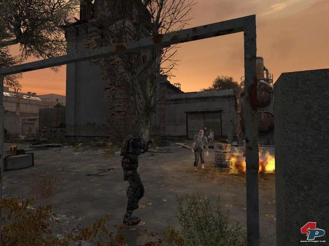 Скачать игру STALKER Тень Чернобыля бесплатно без регистрации полная