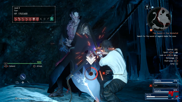 Screenshot - Final Fantasy 15 (PS4) 92531200