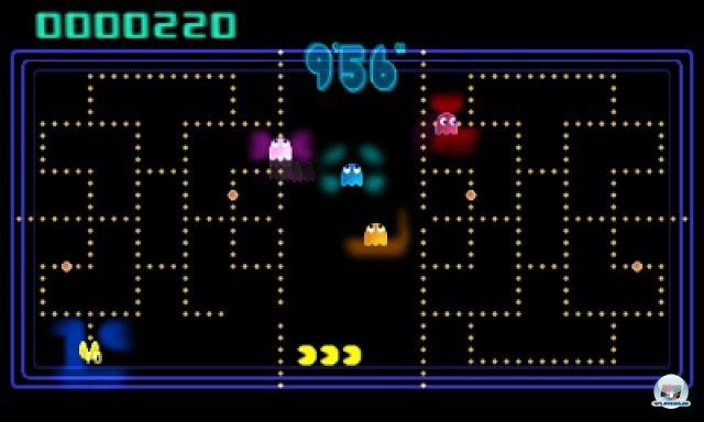 Screenshot - Pac-Man & Galaga Dimensions (3DS) 2257222