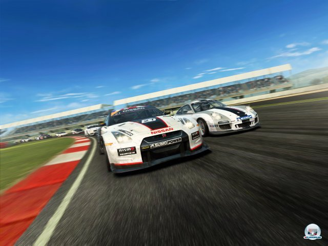 Screenshot - Real Racing 3 (iPad)