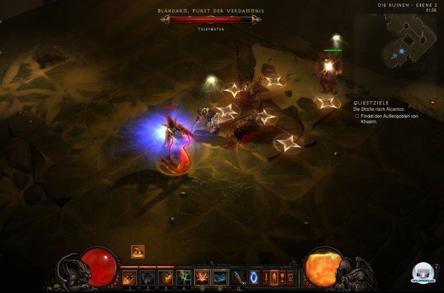 """""""Blähdarm, Fürst der Verdammnis"""" - mit Diablo III kehren auch die völlig unsinnig generierten Monsternamen zurück."""