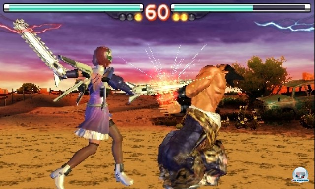 Screenshot - Tekken 3D Prime Edition (3DS) 2250607