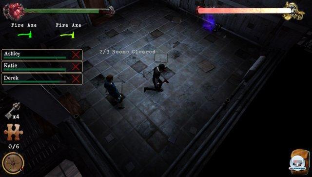 Screenshot - Silent Hill: Book of Memories (PS_Vita) 2375297