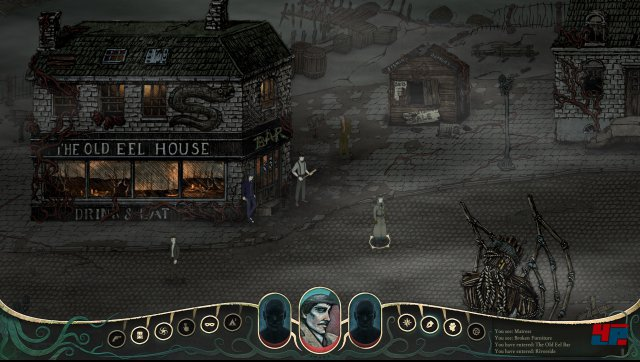 Screenshot - Stygian: Reign of the Old Ones (PC)