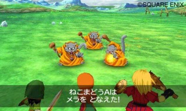 Screenshot - Dragon Quest VII (3DS) 92427362