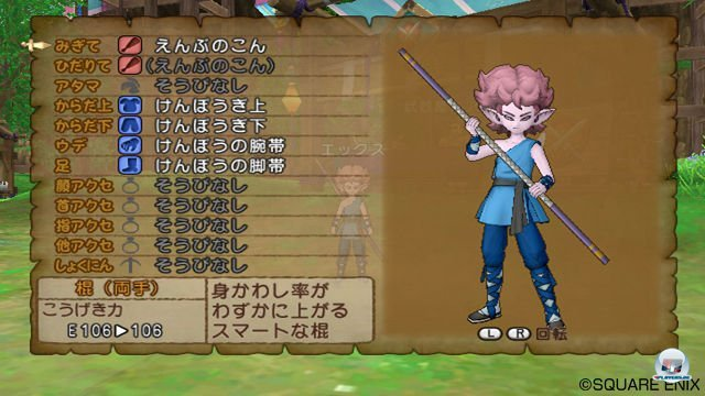 Screenshot - Dragon Quest X Online (Wii) 2292907