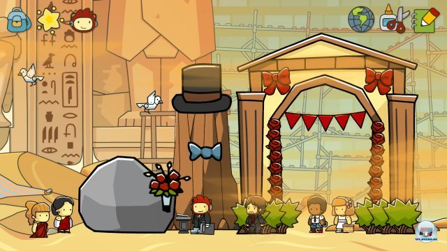 Screenshot - Scribblenauts Unlimited (Wii_U) 92401492