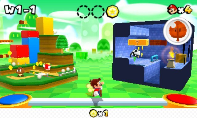 Screenshot - Super Mario 3D Land (3DS) 2264252