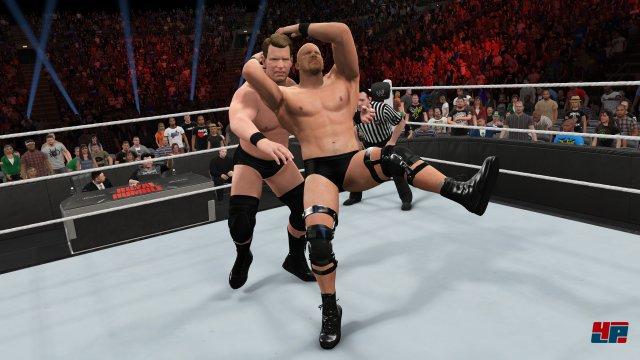 Die PC-Version von WWE 2K15 teilt sich alle Vorzüge und Nachteile mit den PS4- bzw. One-Geschwistern