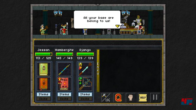 Screenshot - Pixel Heroes: Byte & Magic (PC)