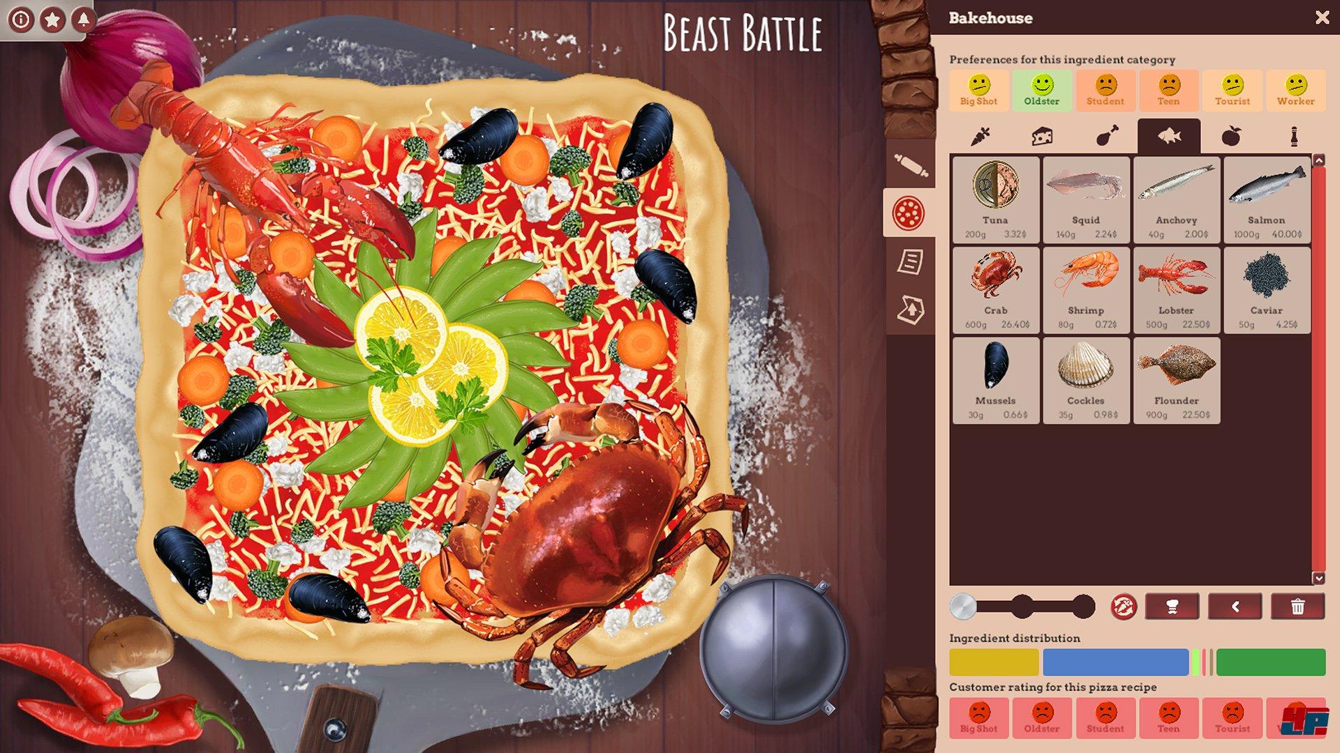 Pizza Connection 3 - Verschoben, neue Beta-Einladungen