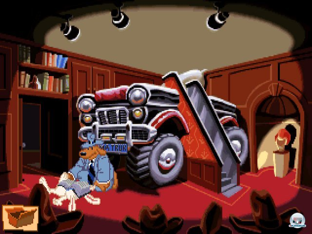 Screenshot - Sam & Max Hit the Road (PC) 92431832