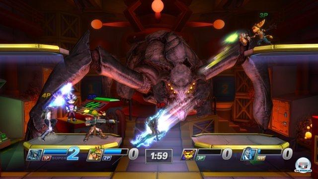 Screenshot - PlayStation All-Stars: Battle Royale (PlayStation3) 2397142