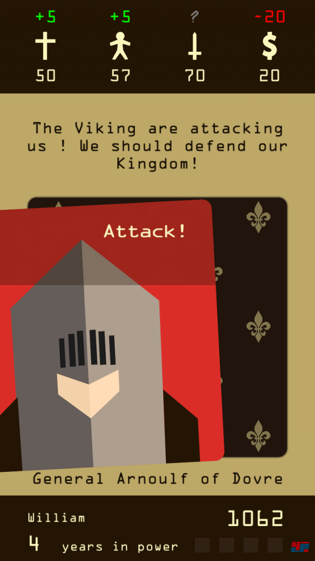 Screenshot - Reigns (Android)