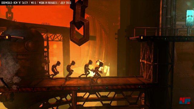 Screenshot - Oddworld: New 'n' Tasty (Wii_U) 92510925