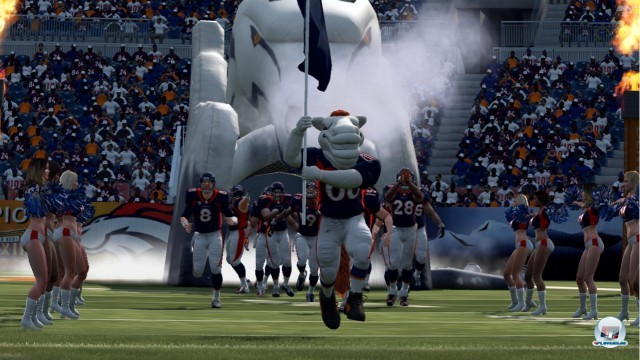 Screenshot - Madden NFL 12 (PlayStation3) 2219623