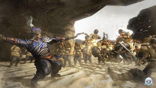 Screenshot - Dynasty Warriors 8 (PlayStation3) 92434132