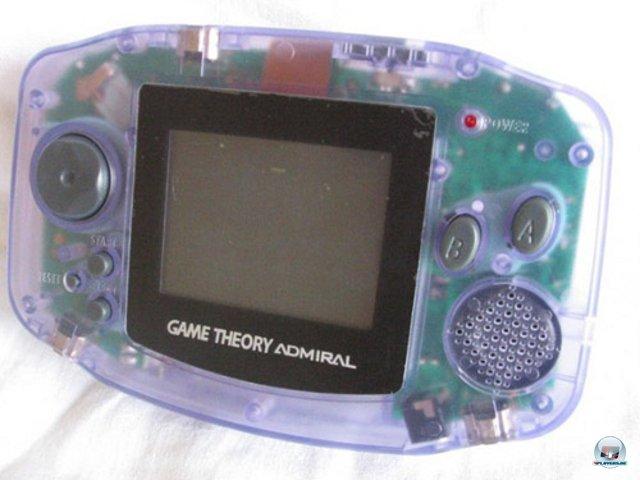 <b>Game Theory Admiral</b><br><br> Einen selten dämlichen Namen besitzt auch dieser Game Boy Advance-Verschnitt. 2376592
