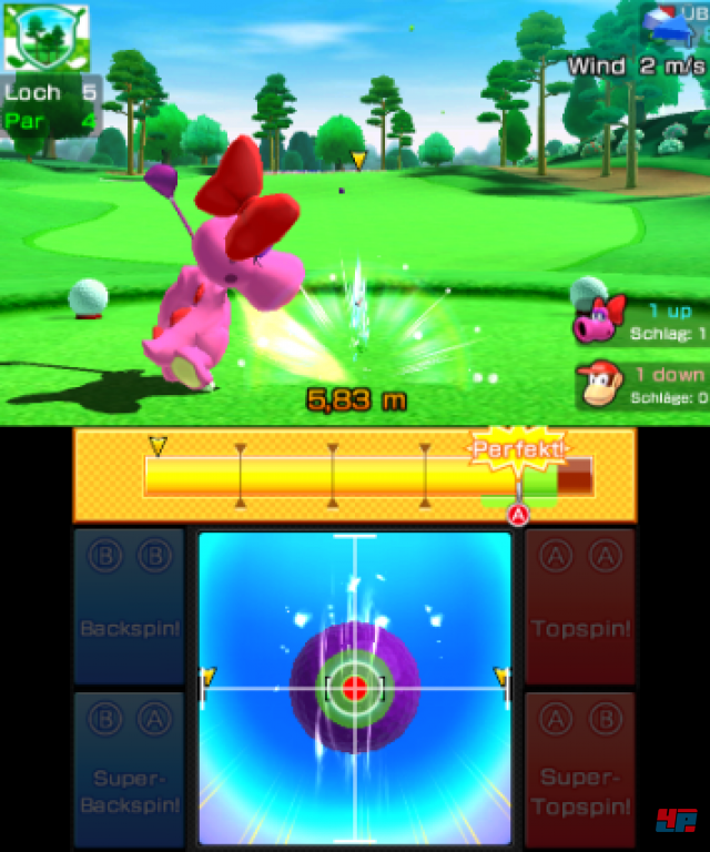 Screenshot - Mario Sports Superstars (3DS) 92542180