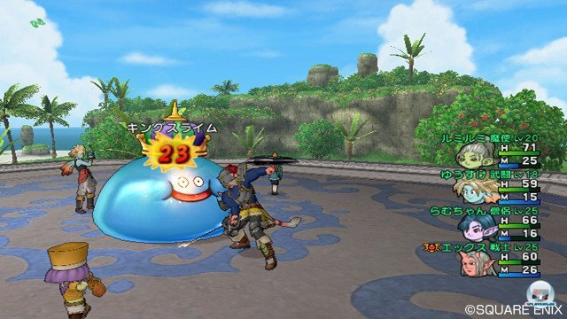 Screenshot - Dragon Quest X Online (Wii) 2368842