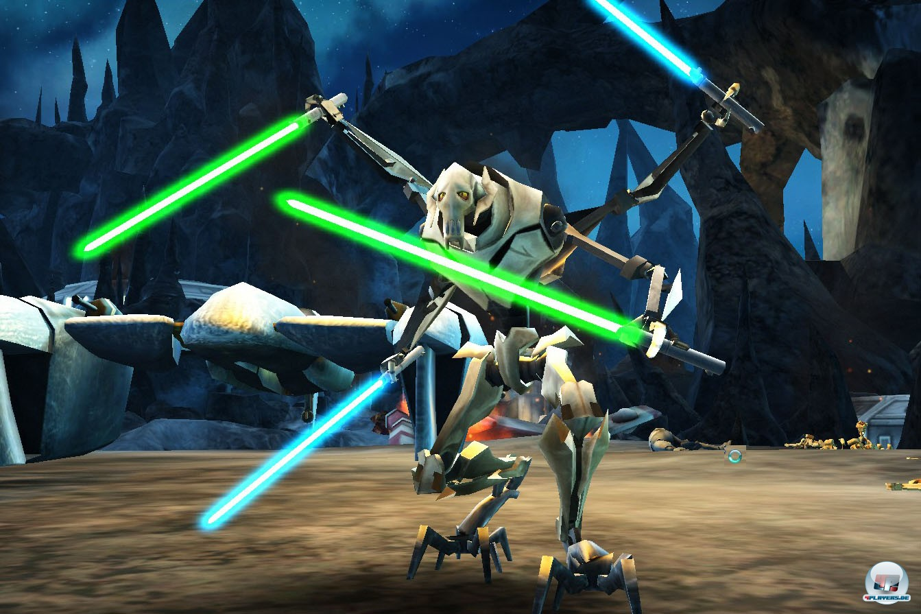 Screenshots zu Star Wars Clone Wars Adventures Alles zum Shooter