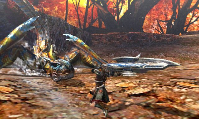 Screenshot - Monster Hunter 4 (3DS) 92399207