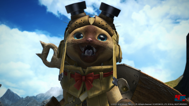 Screenshot - Final Fantasy 14 Online: Stormblood (Mac)