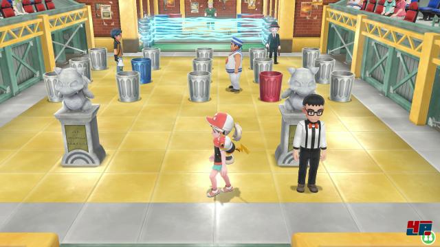 Screenshot - Pokémon: Let's Go, Pikachu! & Let's Go, Evoli! (Switch) 92577611