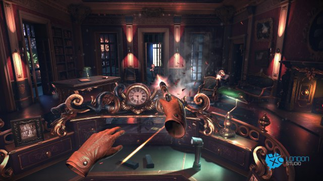 Screenshot - The London Heist (PlayStation4)