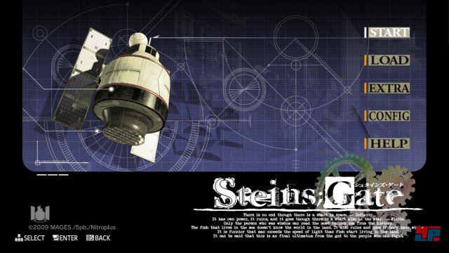 Screenshot - Steins;Gate (PC)