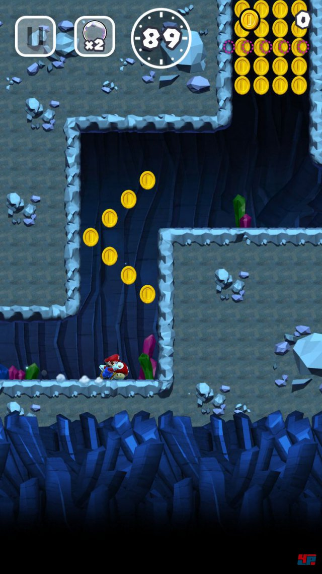 Screenshot - Super Mario Run (iPad) 92537679