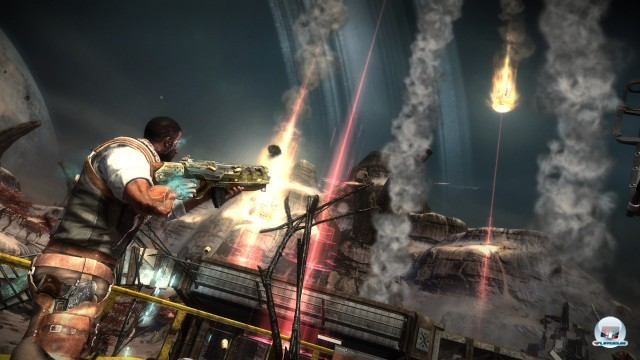 Screenshot - Starhawk (PlayStation3) 2222608