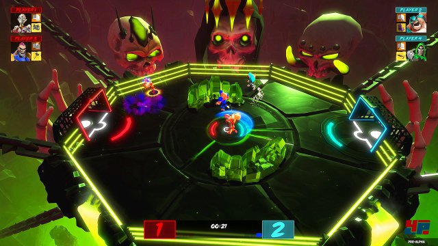 Screenshot - HyperBrawl Tournament (PC)