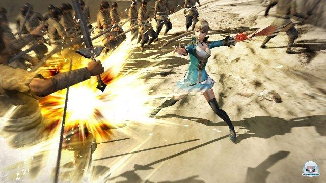 Screenshot - Dynasty Warriors 8 (PlayStation3) 92433582