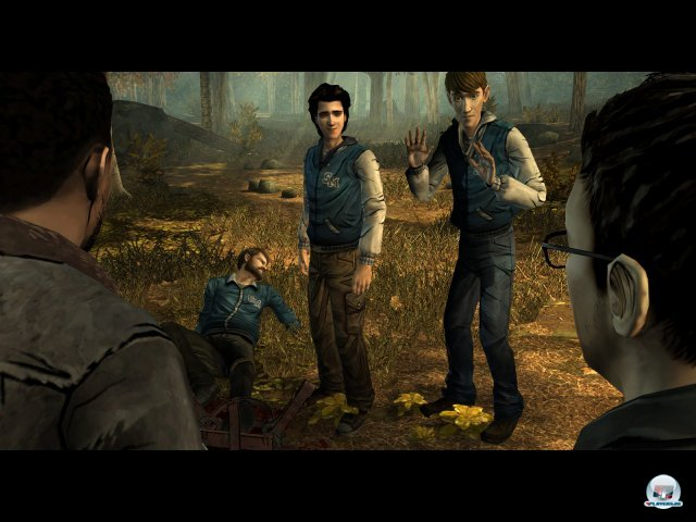 Screenshot - The Walking Dead: Episode 2 Starving for Help   (PC) 2373082