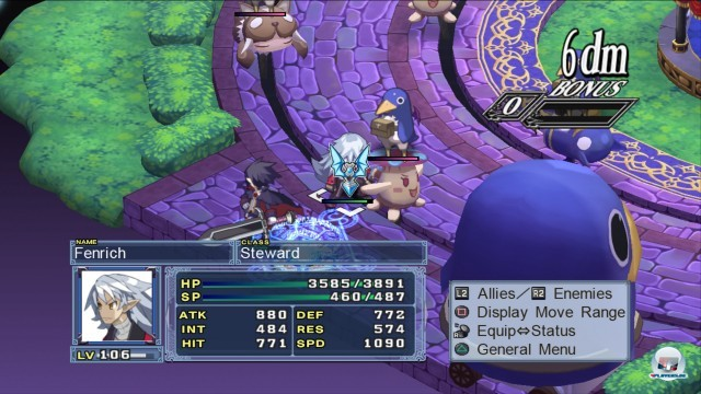 Screenshot - Disgaea 4: A Promise Unforgotten (PlayStation3) 2241399