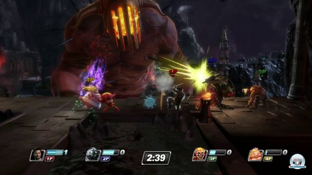 Screenshot - PlayStation All-Stars: Battle Royale (PS_Vita) 2365087