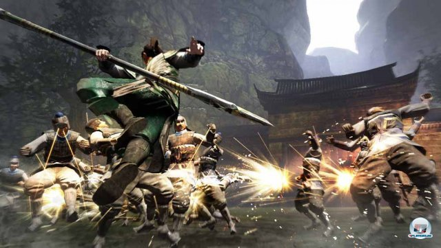 Screenshot - Dynasty Warriors 8 (PlayStation3) 92433462