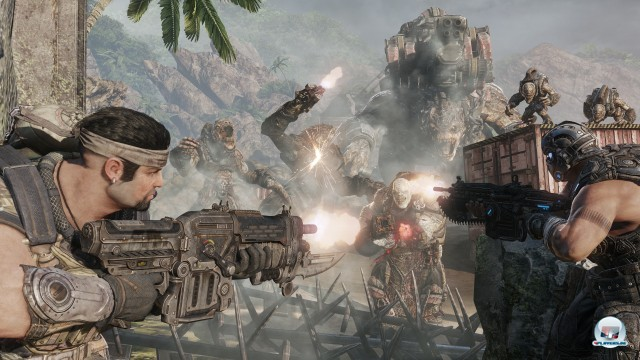 Screenshot - Gears of War 3 (360) 2244592