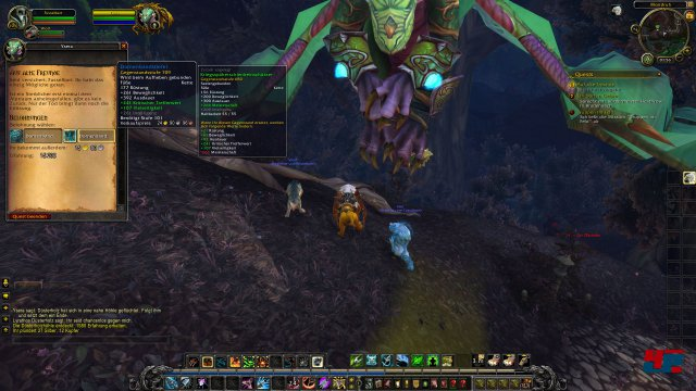 Screenshot - World of WarCraft: Legion (Mac) 92530807