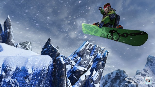 Screenshot - SSX (360) 2241929