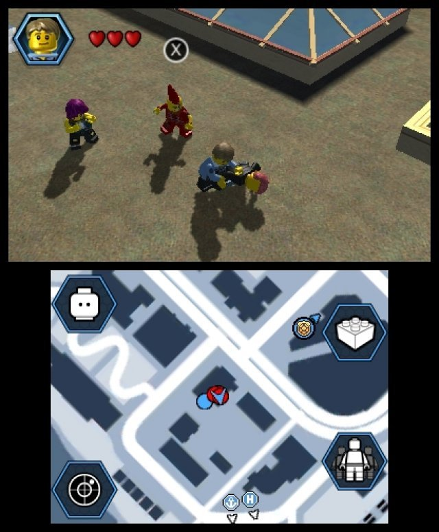 Screenshot - Lego City: Undercover (3DS) 92459493