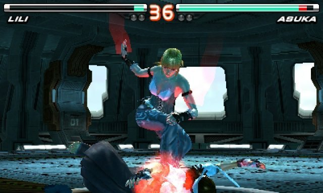 Screenshot - Tekken 3D Prime Edition (3DS) 2281202