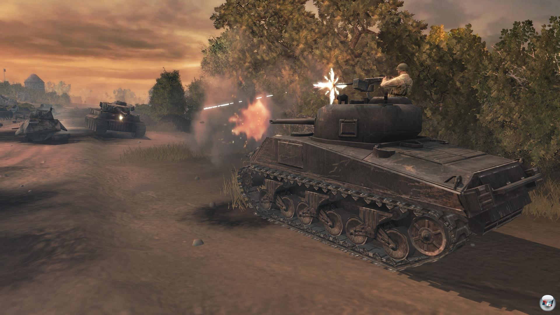 Company of Heroes Online.