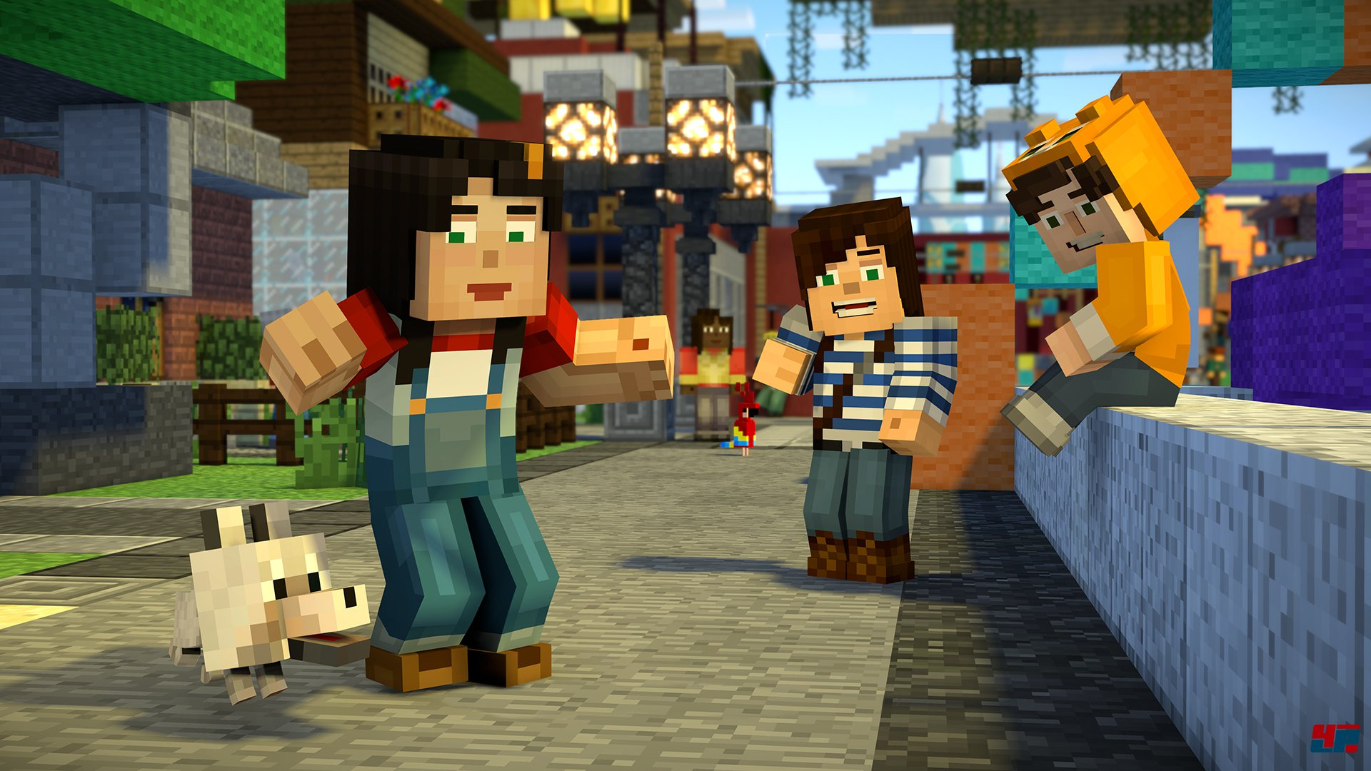 Minecraft: Story Mode - Season 2 beginnt am 11. Juli